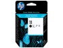 HP 11 Black Printhead Ink Cartridge