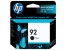 HP 92 Inkjet Black Print Cartridge with Vivera Ink (C9362WN)