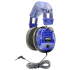 Hamilton KIDS-SC7V Kids Blue, Deluxe Stereo Headphone with 3.5mm Plug and Volume Control