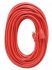 Fellowes 50FT Indoor/Out Extension Cord 1-Outlet HD Orange-3-Prong