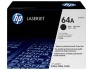 HP LaserJet CC364A Black Print Cartridge with Smart Printing Technology