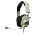 Hamilton HA-66M Deluxe Headphone with Microphone, 3.5mm Plug, Volume Control