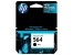 HP No. 564 Black Ink Cartridge