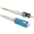 Cables To Go Fiber Optic Simplex Patch Cable