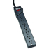 Tripp Lite Protect It! TLP712B 7-Outlets Surge Suppressor