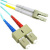 Cables To Go 10Gb Fiber Optic Duplex Patch Cable - LSZH