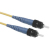 Cables To Go Fiber Optic Simplex Patch Cable - LSZH