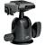 Bogen Manfrotto 496RC2 Compact Ball Head with RC2 QR Plate