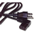 Cables To Go 10ft Universal Right Angle Power Cord