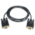 Tripp Lite P450-010 Null Modem Data Transfer Cable - 10 ft - Black