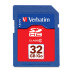 Verbatim 32GB Premium Secure Digital High Capacity (SDHC) Card - Calss 6
