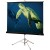 Draper Diplomat 215009 Tripod Projection Screen