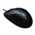 Logitech B100 Mouse - Optical Wired - Black - OEM