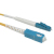Cables To Go Fiber Optic Simplex Patch Cable - Plenum-Rated
