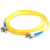 Cables To Go Fiber Optic Duplex Patch Cable - ST Male - ST Male - 13.12ft