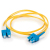 Cables To Go Fiber Optic Duplex Patch Cable - LC Network - SC Network - 13.12ft