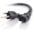 Cables To Go 6ft Universal Power Cord