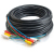 Cables To Go Composite Video Cable - 35 ft