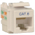 Tripp Lite Cat. 6/Cat. 5e 110 Punch Down Keystone Jack