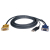 Tripp Lite KVM Switch USB (2-in-1) Cable Kit  - 19 ft