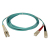 Tripp Lite Fiber Optic Duplex Patch Cable (LC/SC) 16.4 ft
