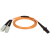 Tripp Lite Duplex Fiber Optic Patch Cable (MTRJ/SC) 3 ft
