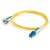 Cables To Go Fiber Optic Duplex Patch Cable - (LC/ST) LSZH 20M