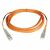 Tripp Lite Fiber Optic Duplex Patch Cable - (LC/LC M) 115 ft