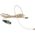 Anchor Audio EM-TA4F UltraLite Single Ear Microphone (Beige)