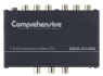 Comprehensive CDA-CV20 1x2 Component Video Ditribution Amplifier