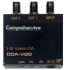 Comprehensive CDA-V20 Composite Video 1 x 2 Distribution Amplifier
