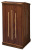 Oklahoma 501 The Premier Lectern Non-Sound  Walnut