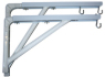 "Axis 24"" Adjustable Brackets for Wall Screens"