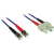 Cables To Go Fiber Optic Duplex Patch Cable Sc/ST 3.28ft