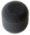 Shure RK184WS PopperStopper Foam Windscreen (Gray)