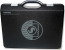 Shure A100C Carrying Case for Two KSM137 or KSM141 Microphones and A27M Stereo Bar