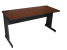 Marvel PTR6030L-DTMA Pronto Training Table with Modesty Panel Back 60