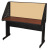 Marvel PRCM0034-DT8561 Library Carrel with Modesty Panel 60