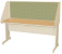 Marvel PRCM0034-UT8559 Library Carrel with Modesty Panel 60