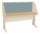 Marvel PRCM0035-UT8568 Library Carrel with Modesty Panel 60