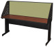 Marvel PRCM0042-DT8559 Library Carrel with Modesty Panel 72