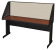 Marvel PRCM0042-DT8563 Library Carrel with Modesty Panel 72