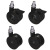 CRIMSONAV CAST41 Four-Piece Caster Set for S46P and S46PC
