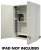 Dukane CC1 iPad/Tablet Charging Cabinet 30-Device Capacity