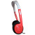Avid Education AE-812RED Sound Limiting Headphones 85dB - Red