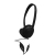 Avid Education AE-711VC Personal Headphone - Adjustable Headband - InLine Volume