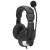 Avid Education SMB-25VC Lab Headset with Microphone - Large Size - Adjustable