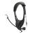 Avid Education AE-36WHITE Single Plug Headset with Microphone - White