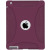 Amzer 90793 Silicone Skin Jelly Case- Purple - For iPad 2