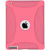 Amzer 90798 Silicone Skin Jelly Case - Baby Pink - For iPad 2